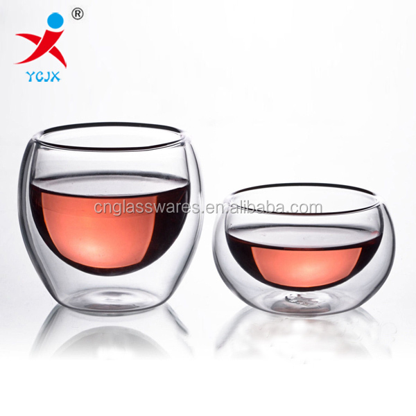 125 ML Double Wall Cup for Tea or Coffee