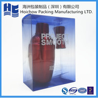 Large container blister folding box packaging for wholesale in China