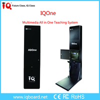 Multimedia all in one PC Used with OPS PC, remote controller and wirless MIC