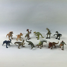 Wholesale plastic dinosaur set model Cheap Educational Toys For Kids