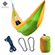 Dropship DS-NH1018 Best selling items mix color ripstop nylon hammock quality ripstophammock