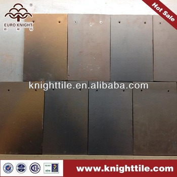 somky small size shingle clay roof tiles