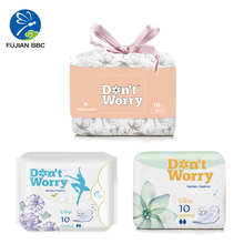 Wholesale Disposable Ultra Thin Sanitary Napkin Sanitary Pad with Anion Core for Women Manufacturer in China