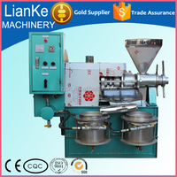 LK60 family groundnut oil press machine/small type soybean cooking oil making machine/cheap oil mill in Ghana