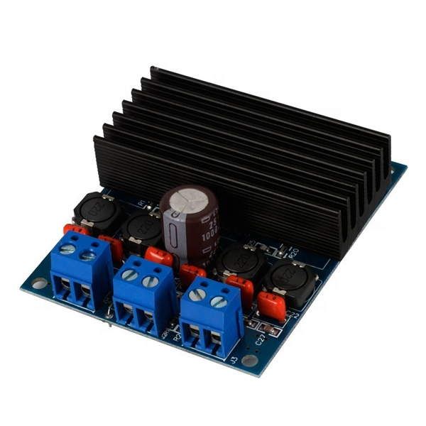 TDA7492 module 2x50w PBTL 100W class <strong>D</strong> 12v dc audio digital high power amplifier circuit boards better than TA2024 TA2021