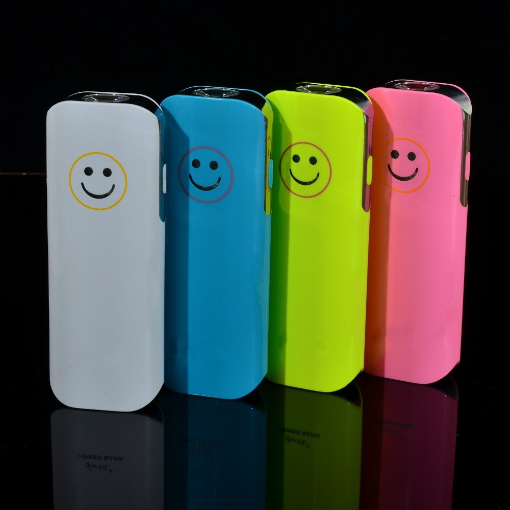 2016 new design best selling charger Backup External Battery 4000mah/4400mah/5200mah Power Bank Pack Charger for Cell Phone