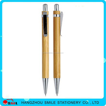 Bamboo Material and Yes Novelty Streamline Pen Kit