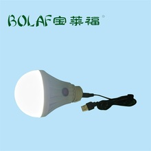 Promotional outdoor portable solar led light