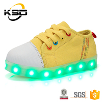 Cute And Comfy Custom Flashing Light Up Shoes Sneakers Led For Kids Toddler Boy