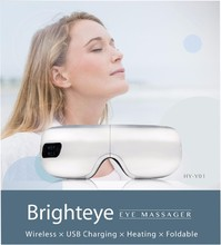 Relieve Eye Fatigue Healthcare Heating Eye Relax Massager Device