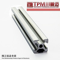 aluminium profile for travel trailer frames