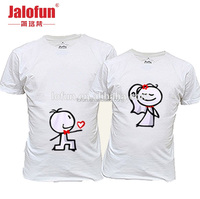 Factory supply custom logo custom 100% combed cotton fitness shirts men