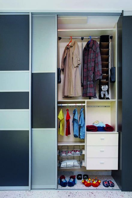 sliding doors wardrob/closet/walkincloset
