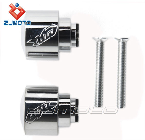Bar Ends Motorcycle Bar End Weight Sliders Bar End Sliders Slider Installation For CBR 600 F1/F2/F3/F4/F4i