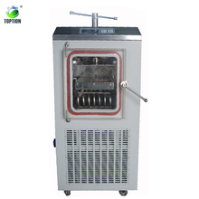 New Condition Pilot vacuum tray freeze dryer TPV-10F 0.2M2 & Freeze Drying Equipment Type