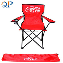 Logo Printed Folding 600D Oxford Student Beach Chair Parts for Fishing