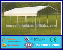 modern cheap 10x20 metal carport for sale
