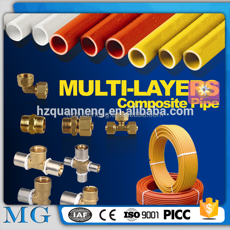 MG-A 1688 pipe fitting brass