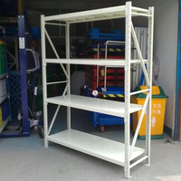 Factory price FIFO customized goods shelf for warehouse