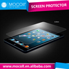 New arrival manufacturer 9H 0.33mm ultra clear Anti-Scratch laptop tempered glass screen protector for iPad mini wholesale