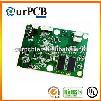 blind and buried vias printed circuits board