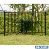 Aluminum Fence Panel Metal Fencing