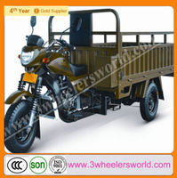 China 2014 New 250cc Air Cooling Engine Cargo 3-Wheel Mobility Scooter for sale