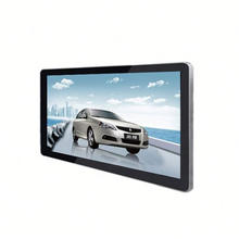 42 Inch Wall Mounted LCD Advertising Media Screen, Advertising Player