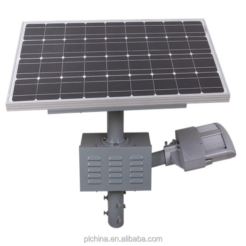 High Lumens Excellent Quality integrated led solar street light system from manufacturer