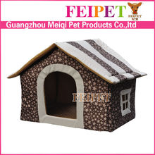 Wholesale pet accessories china large soft dog house