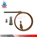 Universal thermocouple kit for heater