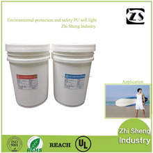 crystal epoxy resin for surfboard resin glue (Direct factory)