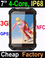 Cheapest 3G 7inch rugged android tablet with NFC 16GROM, many models