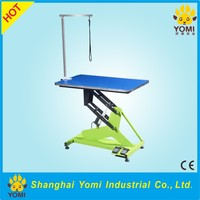 highest quality height adjustable folding pet grooming table