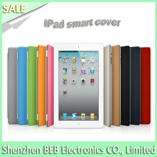 Alibaba verified colorful smart cover for ipad