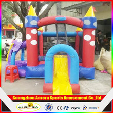 Factory price inflatable bouncer combo, bouncy castle for kids