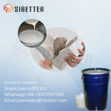 Low Viscosity RTV Silicone Rubber for Molding
