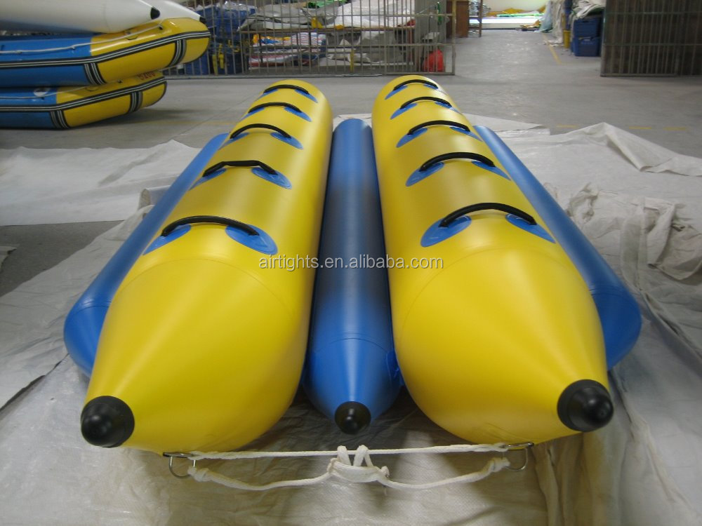 буксировка надувных лодок