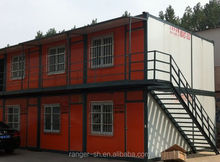 Smart design low cost modular homes , container house