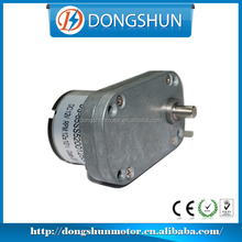 DS-65SS520 65mm 12v dc motor with gear reduction 3000rpm