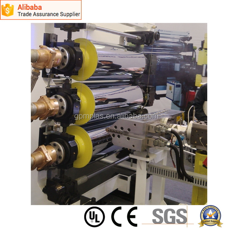 Top grade hot sale pp plastic board production line
