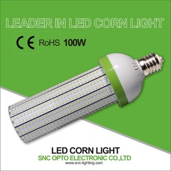 CE/RoHS IP40 100W cost effective high bay light replacement led corn light/led corn lamp