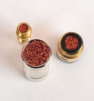 water purification filter material Copper Metal Foam manufacturer