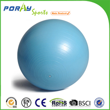 ECO Anti burst Professional roll inside inflatable massage yoga ball