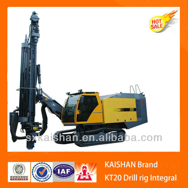 Kaishan kt20 compressed air rock drilling machine