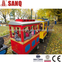 Professional Outdoor and Indoor Rides Track Train/Mini train/Electric train for Sale
