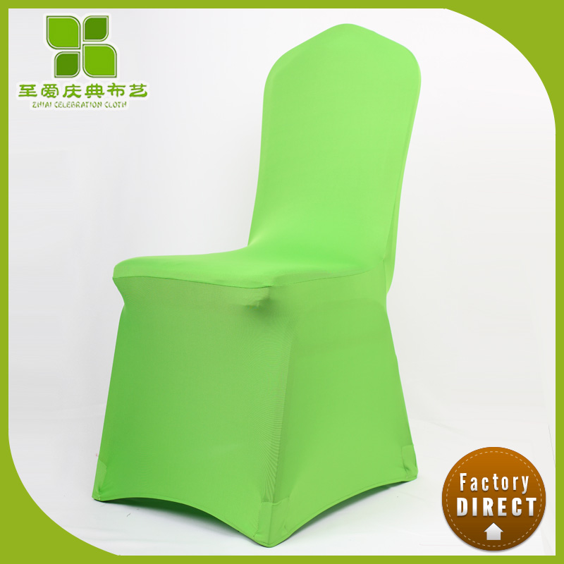 new style spandex <strong>wedding</strong>/banquet chiar cover nylon chair cover