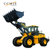 Latest xgma wheel loader xg953h for sale