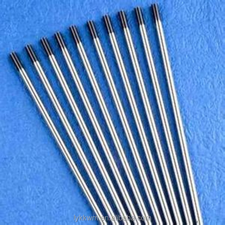 WC20 Ceriated Tungsten Electrode 2% Cerium TIG welding electrodes Rare Earth Welding Rods and Bar