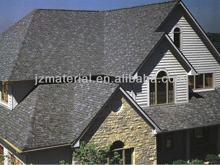 Bituminous asphalt shingles /The Colorful Best Quality Architectural Decorative Laminated Fiberglass Asphalt Roof Shingles
